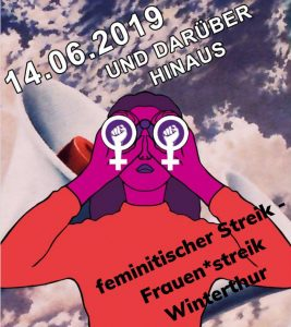 Frauenstreik in Winterthur
