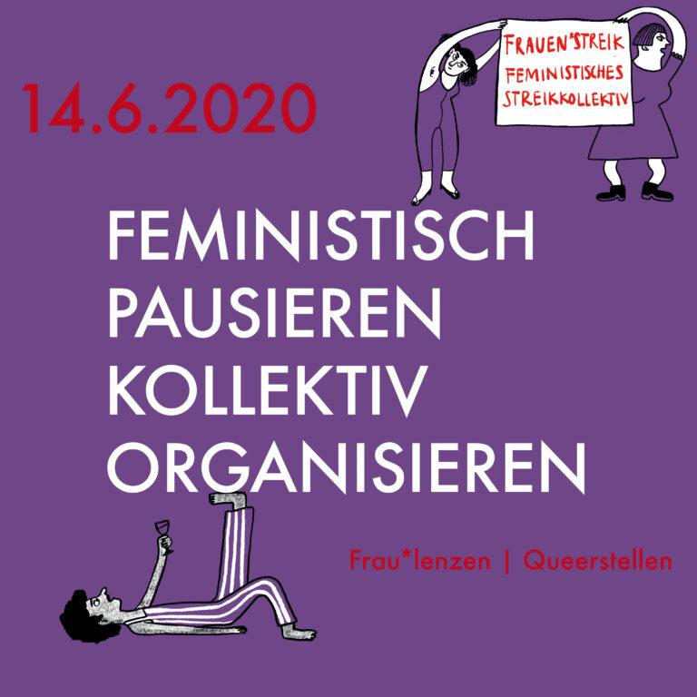 feministisch pausieren - kollektiv organisieren