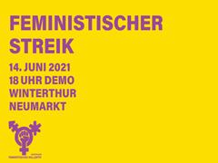 14. Juni 2014: feministischer Streik in Winterthur